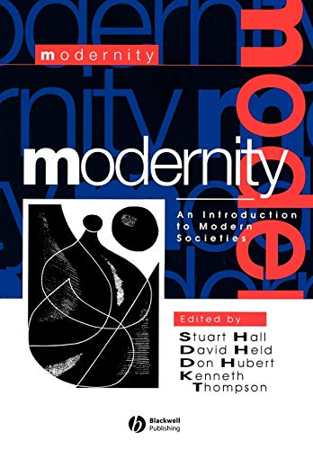 Modernity: An Introduction to Modern Societies
