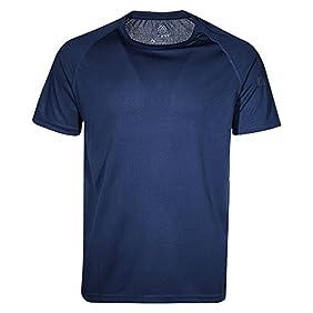 OCIESS Men's Quick-Drying Athletic Short Sleeve T-shirt