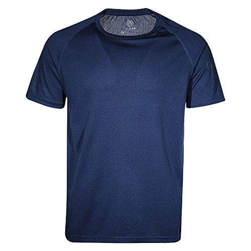 OCIESS Men's Quick Drying Athletic Short Sleeve T shirt