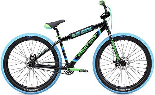 SE Maniacc Flyer 27.5+ BMX Bike Black Mens Sz 27.5in