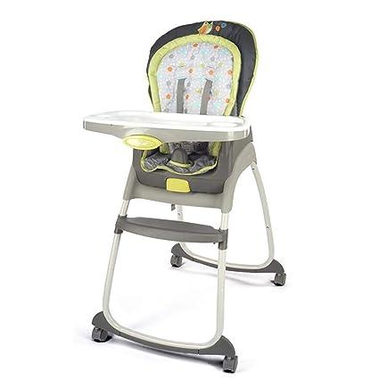 XHHWZB Silla Alta para bebé Mesa de bebé Plegable ...
