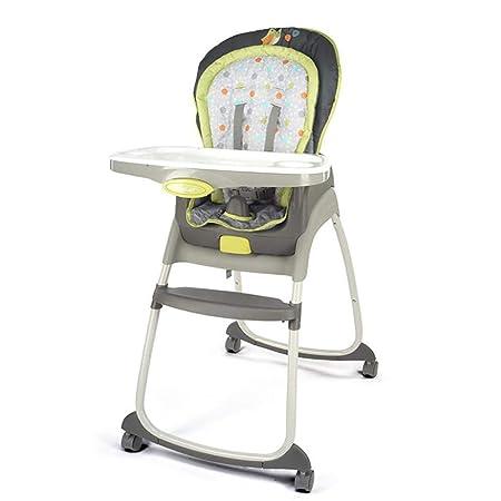 XHHWZB Silla Alta para bebé Mesa de bebé Plegable, Multifuncional ...