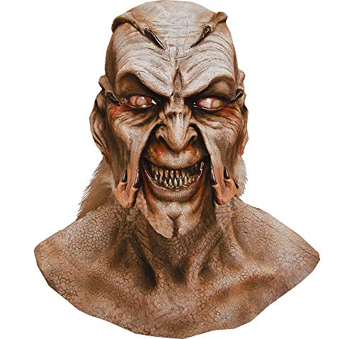 Trick or Treat Studios Jeepers Creeper Movie Quality Face Mask for Halloween]()