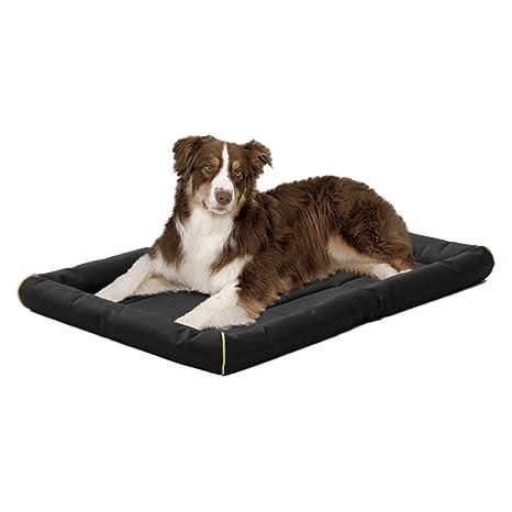 Amazon.com: Cama para perros ultra rugosa Maxx, Negro: Mascotas