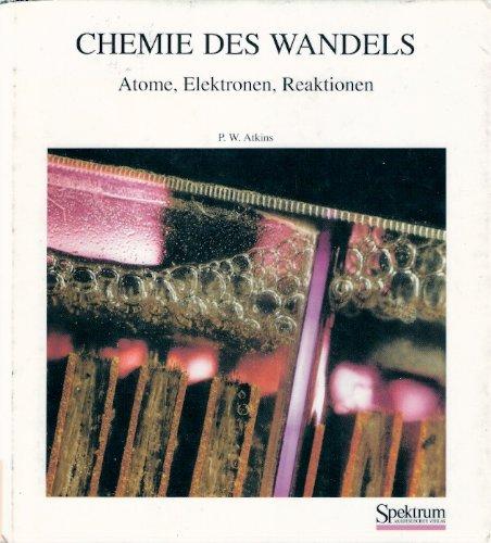 CHEMIE DES WANDELS