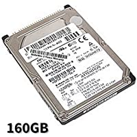 Seifelden 160GB Hard Drive for Dell Inspiron 1000 1100 1150 1200 1300 2200 2650 2650C 300M 4150 500M 5100 510M 5150 5160 600M 630M 6400 700M 710M 8200 8500 8600 8600C 9100 (Certified Refurbished)