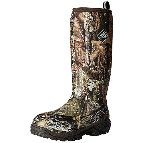 Muck Boot Men's Arctic Pro Snow Boot, Mossy Oak Country, 10 M US
