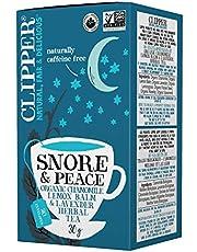 Clipper Tea, Pure Natural Ingredients, Fairtrade Tea, Non-GMO, Biodegradable and Compostable Tea Bags