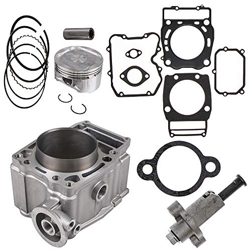 Piston Cylinder Top End Kit For 1996-2010 Polaris ATP Big Boss Magnum Ranger Scrambler Sportsman X2 Xplorer Worker 500