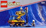 LEGO Trains 4541 Road 'n Rail Cherry Picker