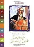 img - for Captain Cook: True Lives (True Lives Series) book / textbook / text book