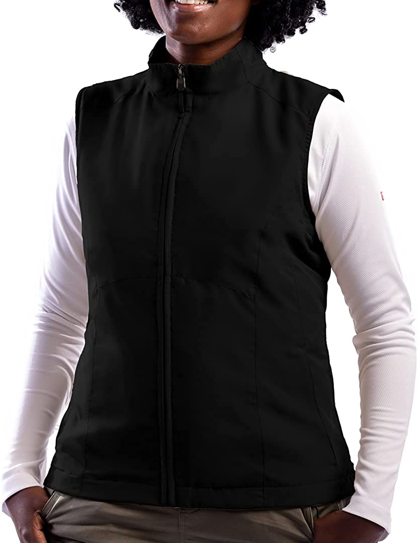 Japan's largest assortment SCOTTeVEST Women's RFID Travel mart Vests with 18 Utility Pockets V -