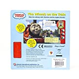 Thomas & Friends The Wheels on the Train: Play-a-Sound
