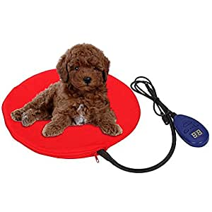 heating pads for pets petcaree warming dog beds pet mat with chew resistant cord. Black Bedroom Furniture Sets. Home Design Ideas