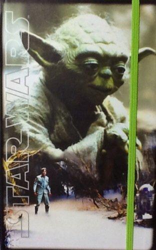 Star Wars Yoda Journal or Notebook ~ 120 Sheet ~ College Rul
