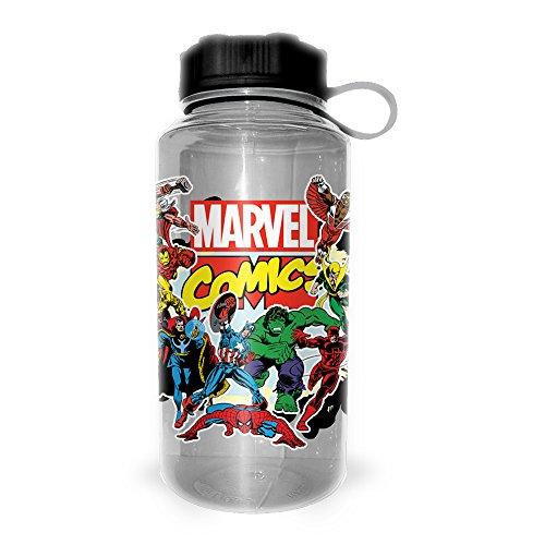 marvel water bottle bpa free - 6