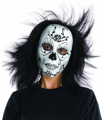 Máscara Santa Muerte – Adulto – Talla única