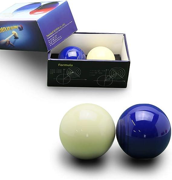 Twinball Bola de Bolsillo, Azul: Amazon.es: Deportes y aire libre