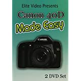 Canon 40D Made Easy