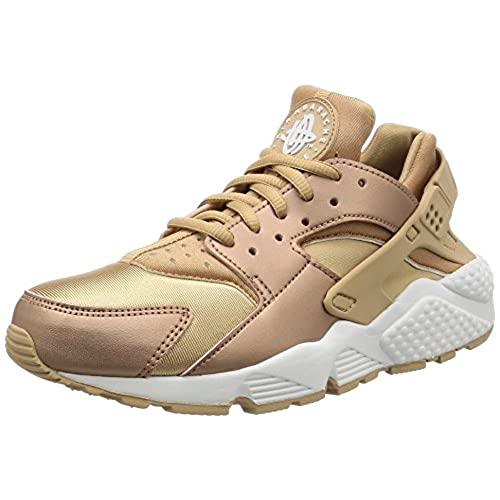 f3ac30dd4d12 80%OFF Nike Air Huarache Run SE Women s Shoes Metallic Red Bronze Elm 859429