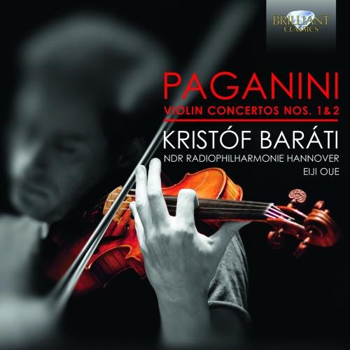 Paganini: Violin Concertos Nos. 1 & 2 for sale  Delivered anywhere in Canada