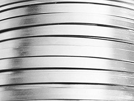 10 Mètres fil aluminium rose 2,5mm