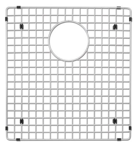 Blanco 224405 Grid, Fits Precision 16-Inch undermount sinks, Stainless Steel by Blanco by Blanco