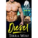 Diesel (BBW Paranormal Shapeshifter Romance) (The Grizzly Brothers Book 1)