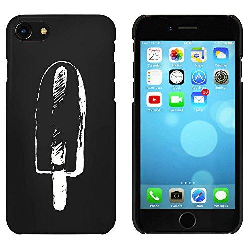 Noir 'Sucette glacée' étui / housse pour iPhone 7 (MC00072713)