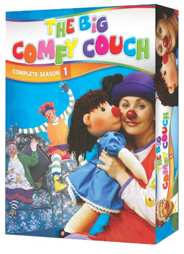 The Big Comfy Couch Complete Season 1 Gift Box