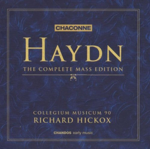 Haydn: The Complete Mass Edition by CHANDOS GROUP