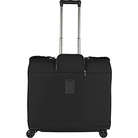 430041774 Amazon.com | Victorinox Werks Traveler 6.0 Deluxe Wheeled Garment Bag  (Black) | Garment Bags