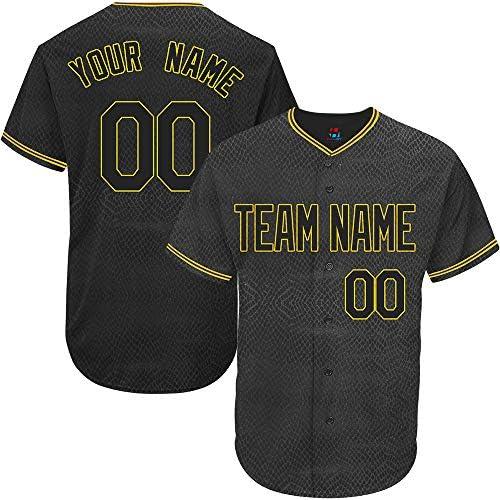 Custom baseball jerseys - design your own