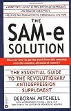 The SAM-e Solution, Deborah Mitchell, 0446676373