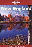 img - for New England (Lonely Planet New England) book / textbook / text book
