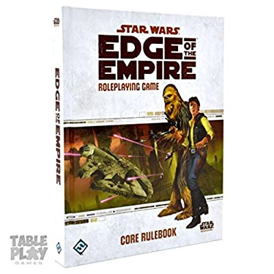 Star Wars RPG: Edge of the Empire - Core Rulebook