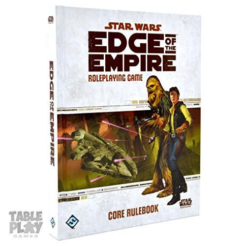 Star Wars RPG: Edge of the Empire - Core Rulebook - Star Wars Rpg Core