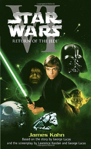 Return of the Jedi - Book  of the Star Wars Legends