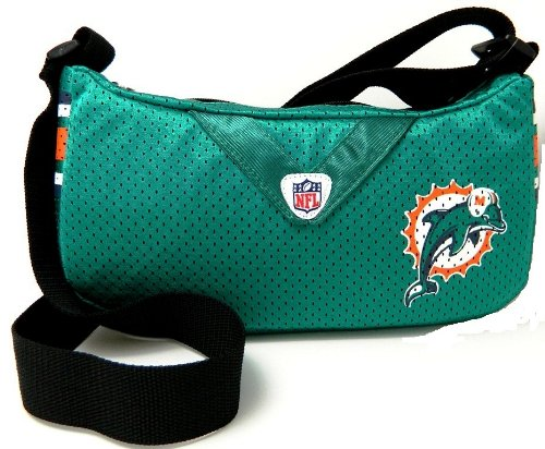 NFL Miami Dolphins Jersey Team Purse by Littlearth