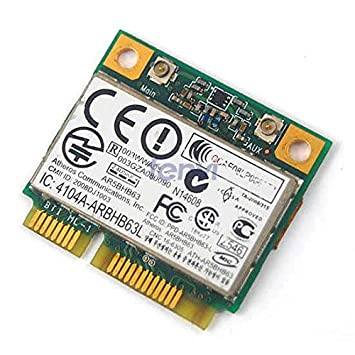 SUNNY-MERCADO Laptop tarjeta mini PCI-E tarjeta WLAN ...