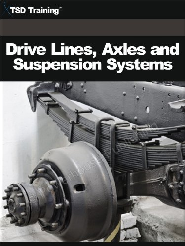 Auto Mechanic - Drive Lines Axles and Suspension Systems (Mechanics and - Axle Line