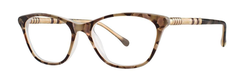 Lilly Pulitzer SANFORD Eyeglasses 51 Mocha Cream Tortoise