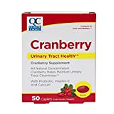 Quality Choice Azo 100% All Natural Concentrated Cranberry 450mg. Caplet 50 Count , Boxes (Pack of 3)