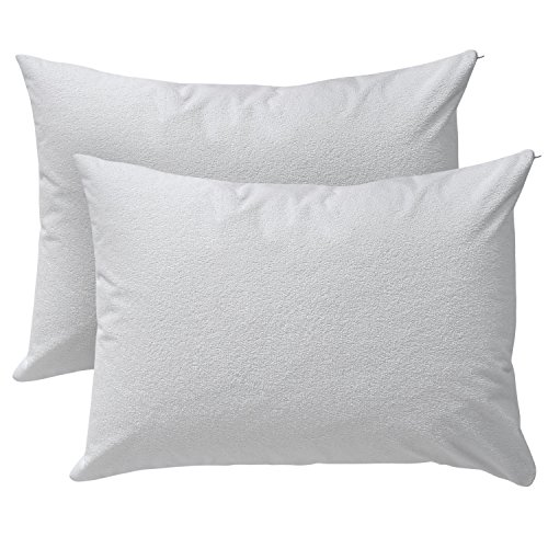 Deconovo Water Resistant Breathable Hypoallergenic Pillow Pr