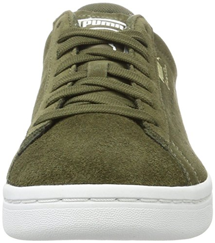 Night Adulto Puma Zapatillas Suede Olive Star Unisex Court Verde xHqfgwz7H