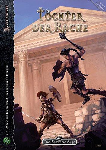 Töchter der Rache: Das Schwarze Auge Abenteuer Nr. 210