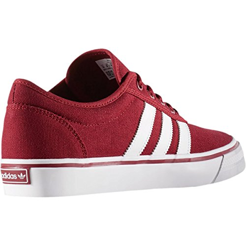 Men's Shoe Collegiate Ease Adi White Burgundy Ftwr adidas Skate ZwdqZ1