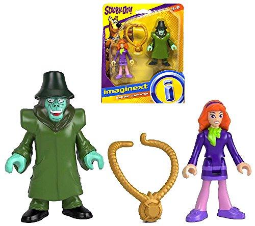 Daphne & Mr. Hyde Scooby Doo Imaginext Figures ()