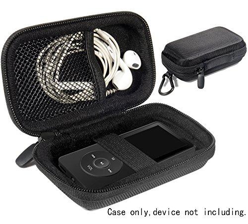 MP3 player Case for AGPTEK A01T, A02, A20, A20BS, UQ, B03, C3 ROCKER V2; Iyzer 16GB, Grtdhx 16GB, Wrcibo 8GB, Dansrue, Niusute, Hommie H2, Sony NWE395, Evistr 8GB, Apple iPod Nano, Eleston, Bassplay