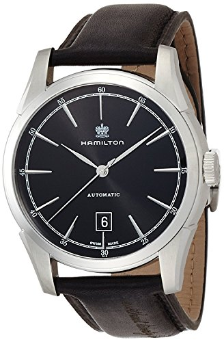 HAMILTON watch Spirit of Liberty H42415731 Men's [regular imported goods]